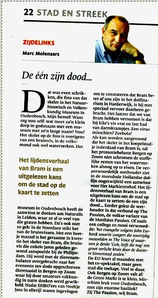stem het pronkstuk van nederland